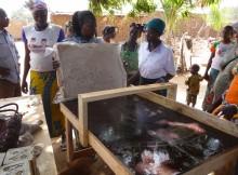 la saponification à Sangoulema