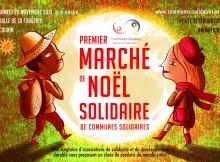 flyer Marché de Noël