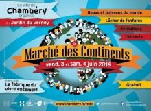 marché des continents 2016