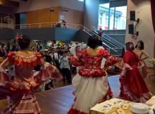 danse colombienne