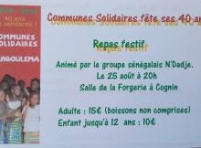 carte repas 40 ans Communes Solidaires