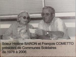 François et Soeur Hélène Baron