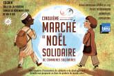 Cinquième Marché de Noël Solidaire