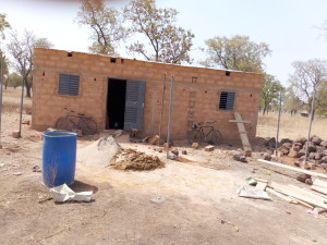 local soumbala en construction